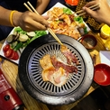 BBQ, hotpot sizzle as dining out options in Vietnam
