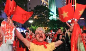 Vietnamese fans are AFF Cup 2018 cheering champs