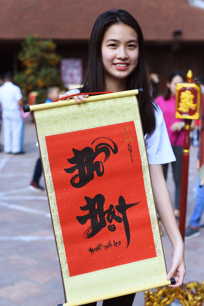 Get fortune scripted into your life at Hanois Temple of Literature - 6