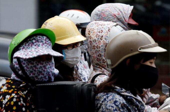 Hanoi air quality improves, still among Southeast Asia's worst