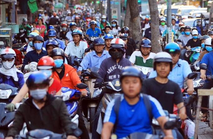 HCMC will not ban motorbikes, promises leader