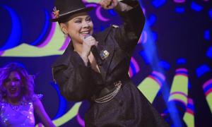 Vietnamese pop singer strikes gold with silver jubilee US concert