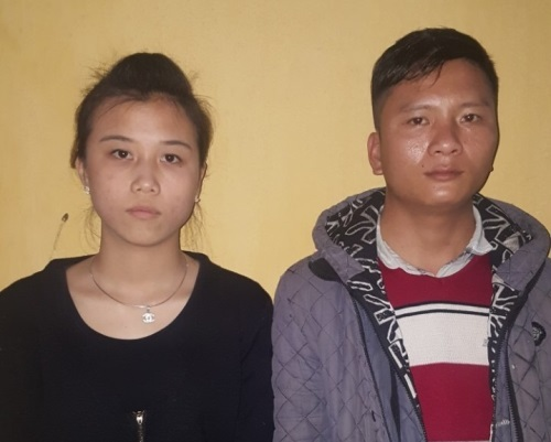 Young couple investigated for trafficking Vietnamese citizens to China