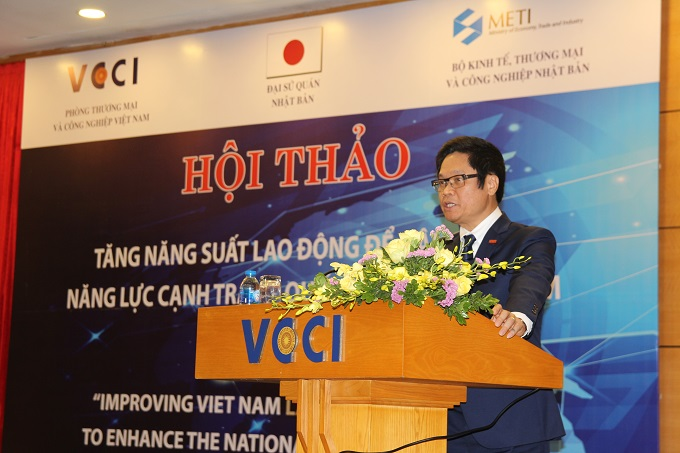 Vu Tien Loc - Chairman of VCCI