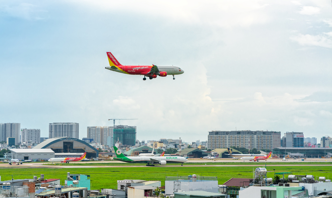 Hanoi-HCMC rises one place to become world's sixth busiest air route