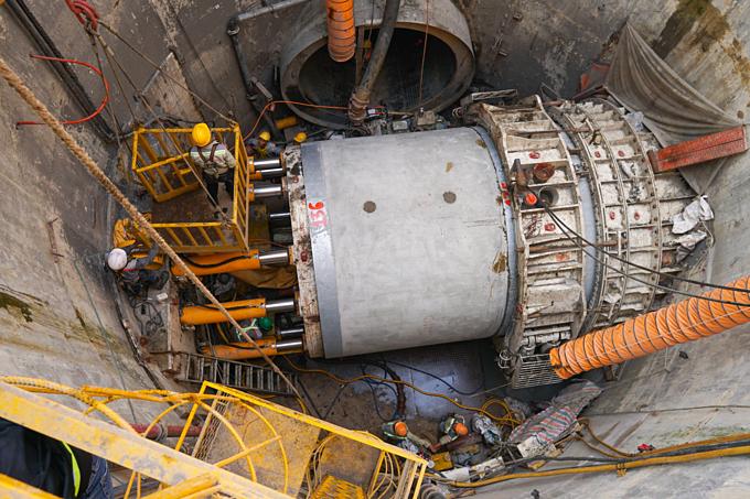 Down into Saigons biggest underground sewer system - 6