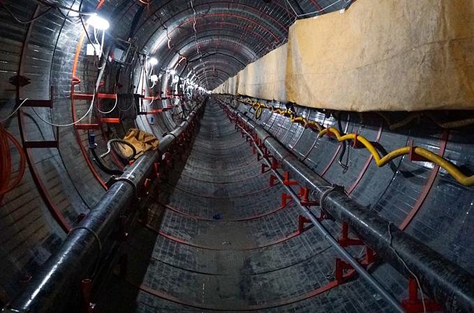 Down into Saigons biggest underground sewer system - 7