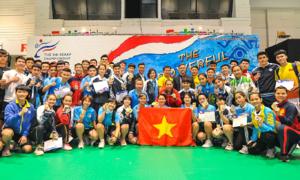 Vietnam dominate Southeast Asian karate championship