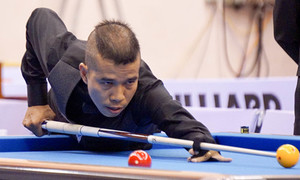 Vietnamese cueist claims 3-cushion carom title at Asian Championship