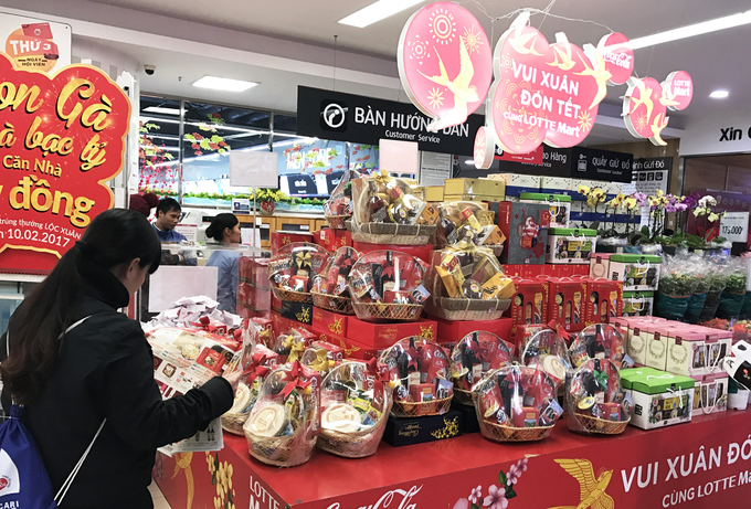 Tet 2019 consumer goods purchases highest in three years