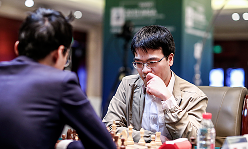 Vietnam grandmaster wins rapid chess silver at World Masters Championship