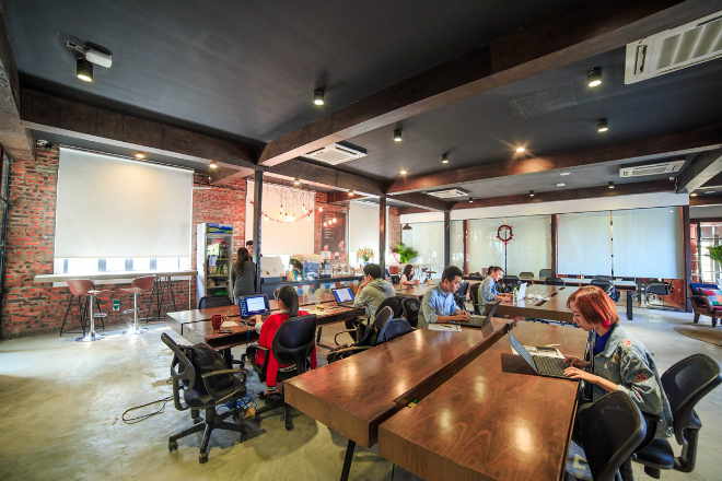 Saigon among top 50 cities in the world for coworking growth