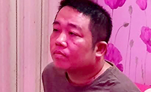Huynh Van Luan Em, 31, was detained on Tuesday for arranging waitresses to provide sex services for customers, mainly foreign tourists.