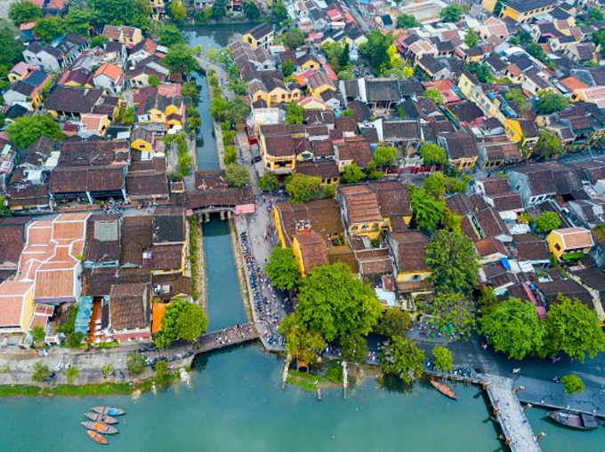 Hoi An is one of the top travel destinations in Vietnam. Photo by Shutterstock/ Huy Thoai