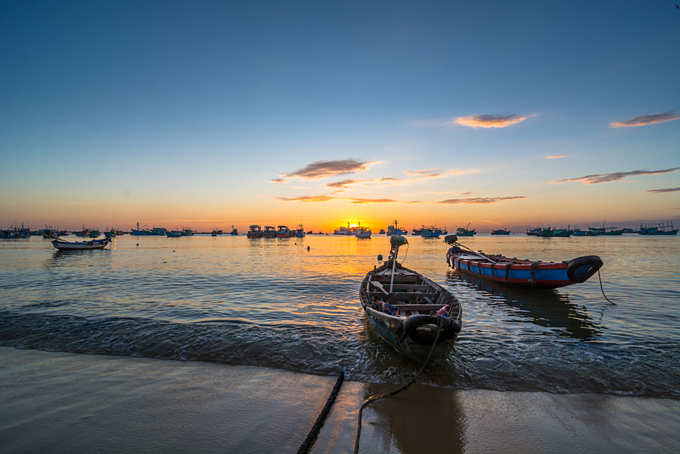 Harbor bay, Phu Quoc. Photo by Shutterstock/nopealter