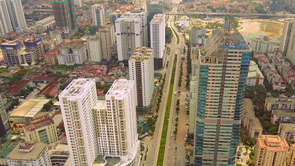 CUBIC Architects: Lack of green breathing in Vietnam's cities