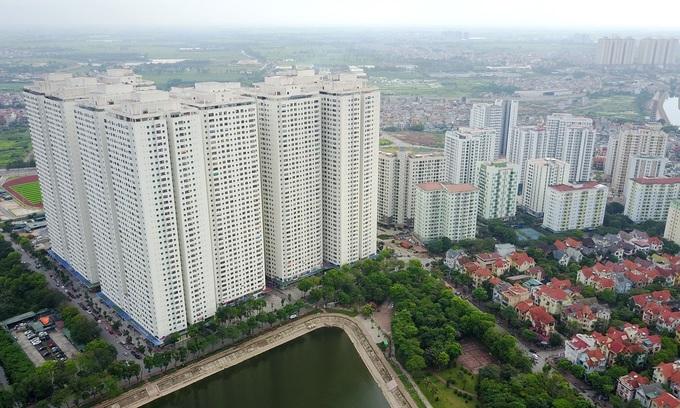 Hanoi, Saigon apartment supply lowest since 2014