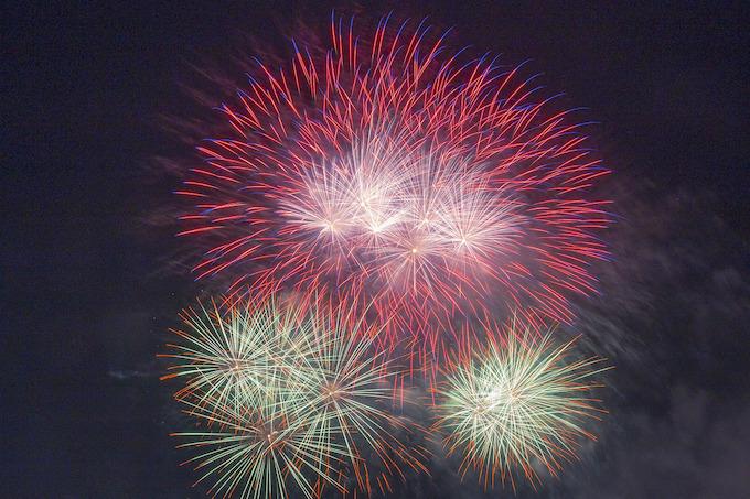 Finland lights up Da Nang skies, wins fireworks festival - 2