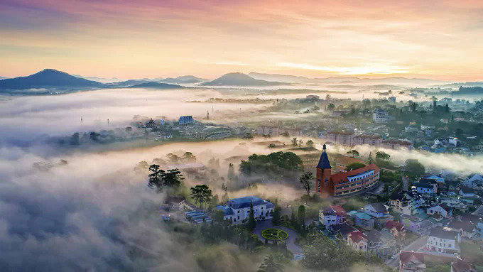 Top 10 pictures from Vietnam from above 2019 take your breath away - 2