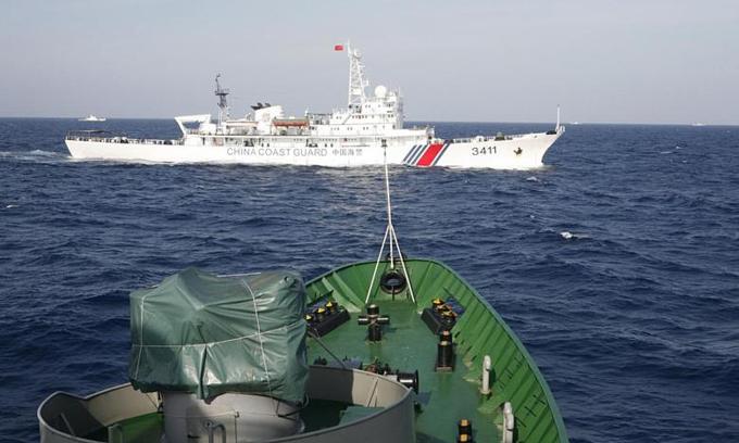 Trung Quốc gây 'áp lực tối đa' để đặt ra các quy tắc Biển Đông của riêng mình: chuyên gia
