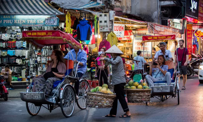 Hanoi earns highest tourism revenue in four years