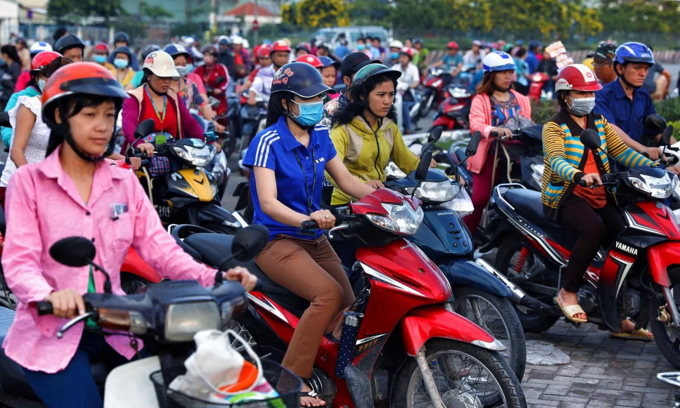 80 percent of strikes in Vietnam occur at foreign companies