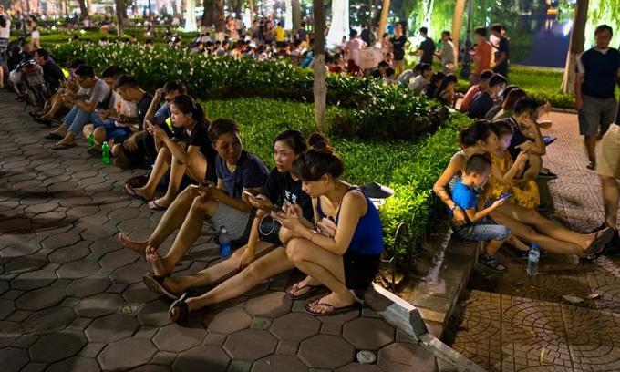 Vietnam internet speed 10 times slower than Singapore