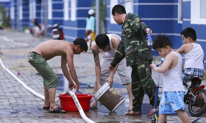 Da Nang hotels struggle with water shortage