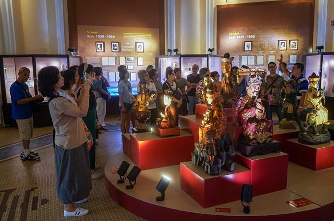 Saigon's first ever museum - 11