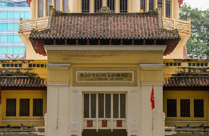 Saigon's first ever museum - 1