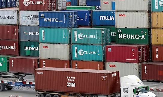 Trade surplus skyrockets in August