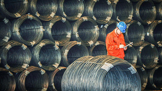 Vietnam opens anti-dumping probe on Chinese steel