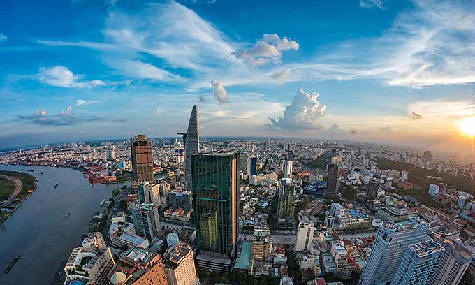 Saigon housing prices go up and up