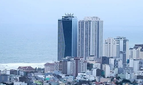 Da Nang orders Muong Thanh hotel to demolish illegal portions