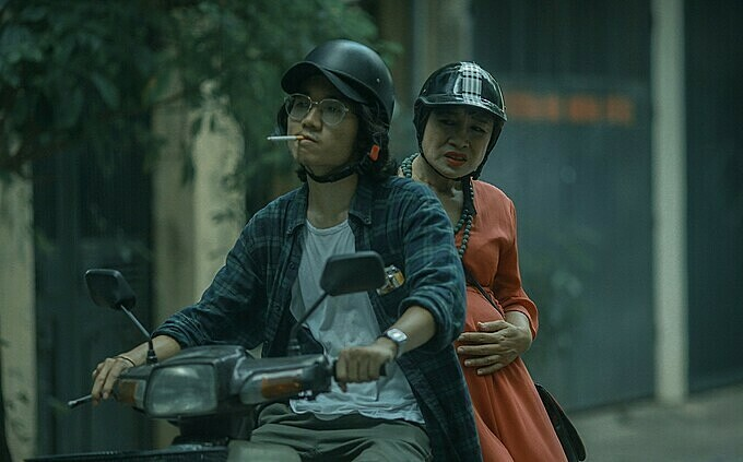 A still cut from Sweet, Salty. Photo by the Busan International Film Festival.