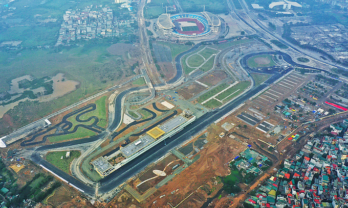 Vietnam Grand Prix debut unlikely to be affected by epidemic: F1 official