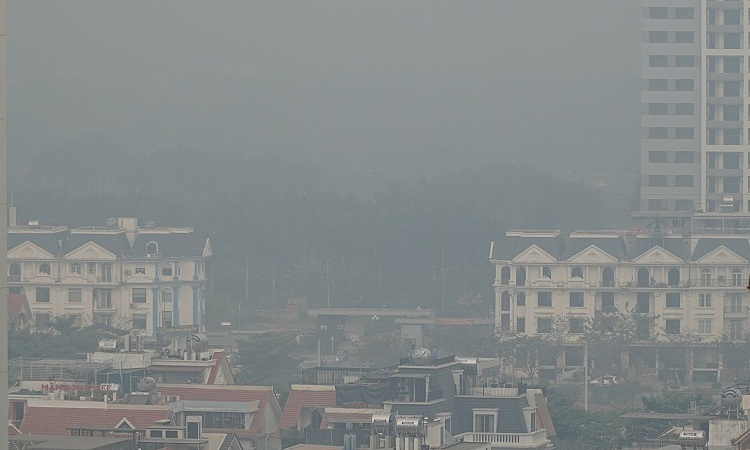 Hanoi ranked world's seventh most polluted capital city in 2019