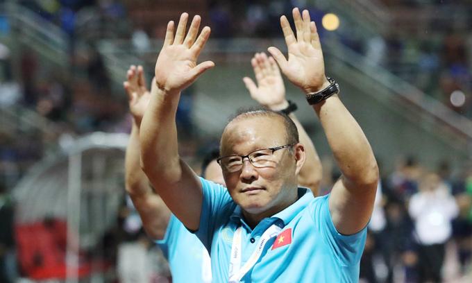 Coach, footballers among top social media influencers in Vietnam
