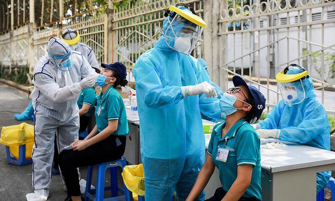 Coronavirus: Vietnam records no infections in four days
