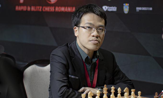 Vietnamese GM finishes fourth in Steinitz Memorial chess