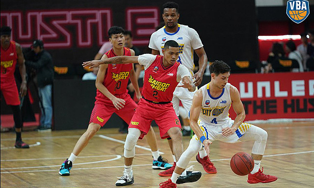 Vietnam basketball league postponed to year end