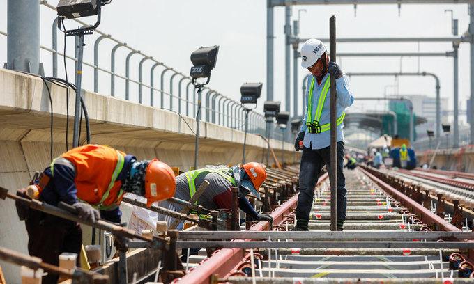 Saigon metro faces delay as experts unable to enter Vietnam