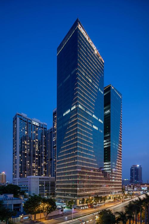 Capital Place building.