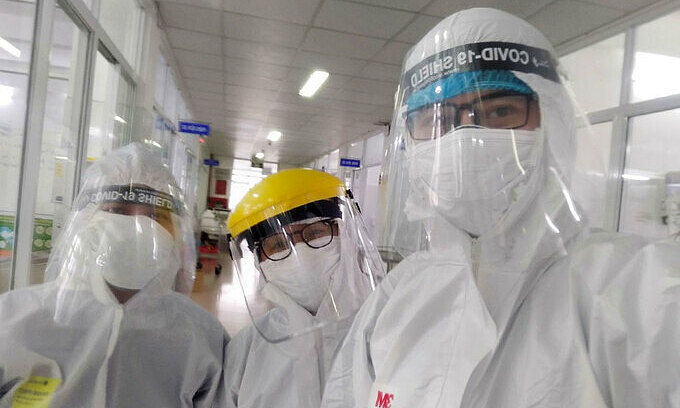 Life inside locked down Da Nang Hospital, Covid-19 hotspot
