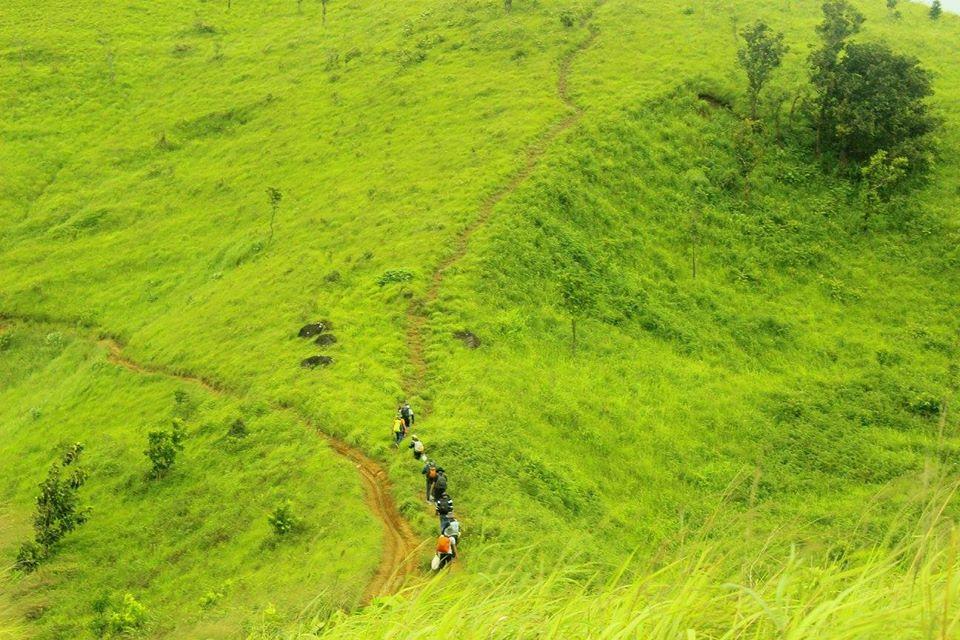Ta Nang hills. Photo by Xu Kien.