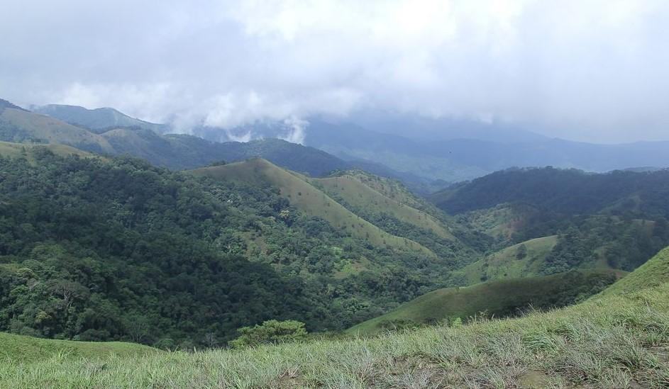 Ta Nang Mountain peak. Photo by Xu Kien