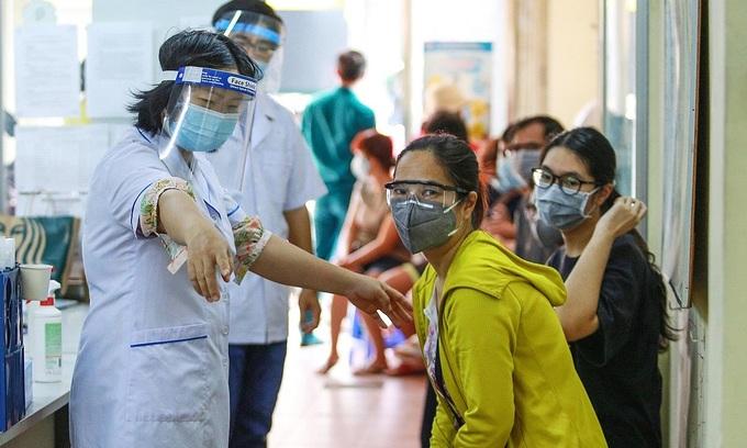 3,000 Da Nang returnees to HCMC skip Covid-19 tests