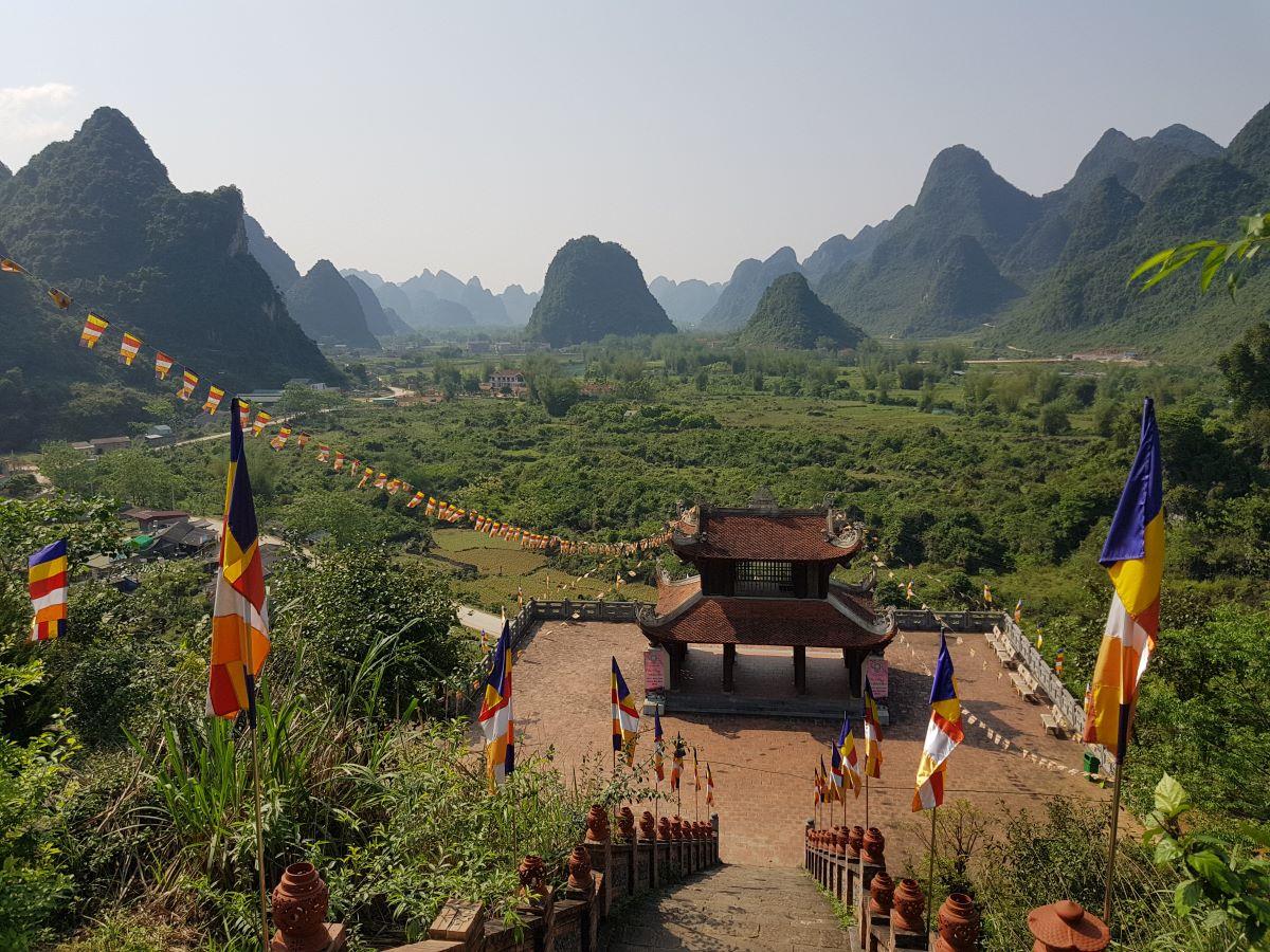 Phat Tich Pagoda. Photo by Xu Kien.
