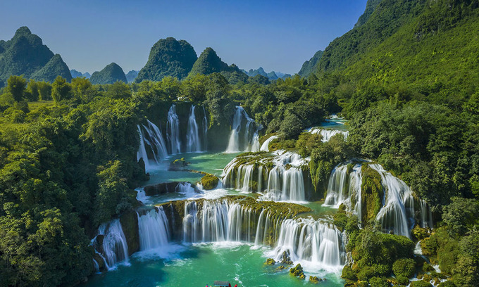 A lifetime's journey to Ban Gioc, one of Southeast Asia's largest waterfalls