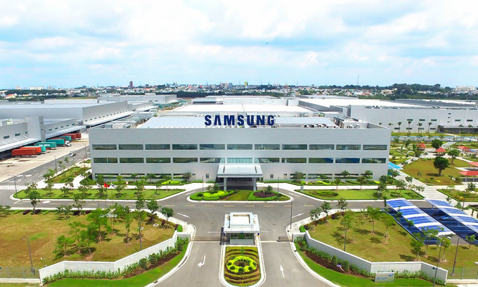 HCMC requests tax incentives for Samsung subsidiary